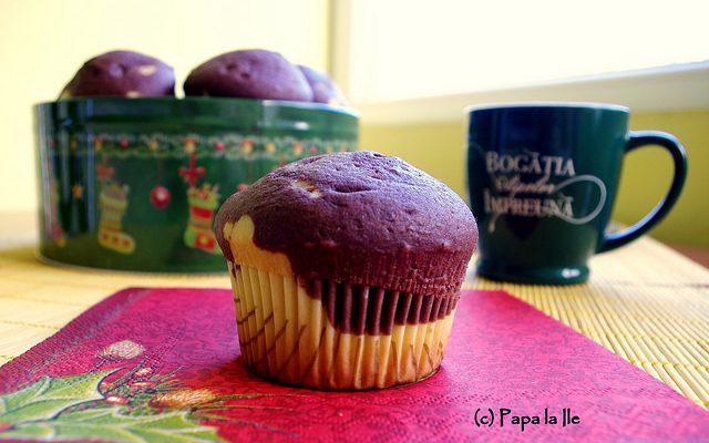 Muffins bălțați…