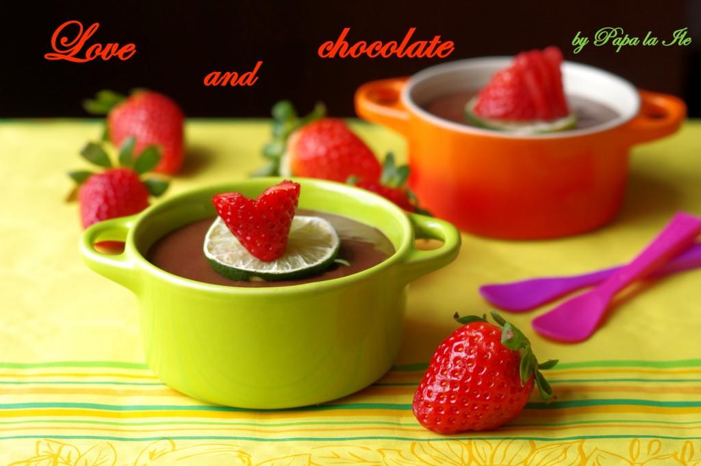 Mini Cheesecake cu ciocolata 1