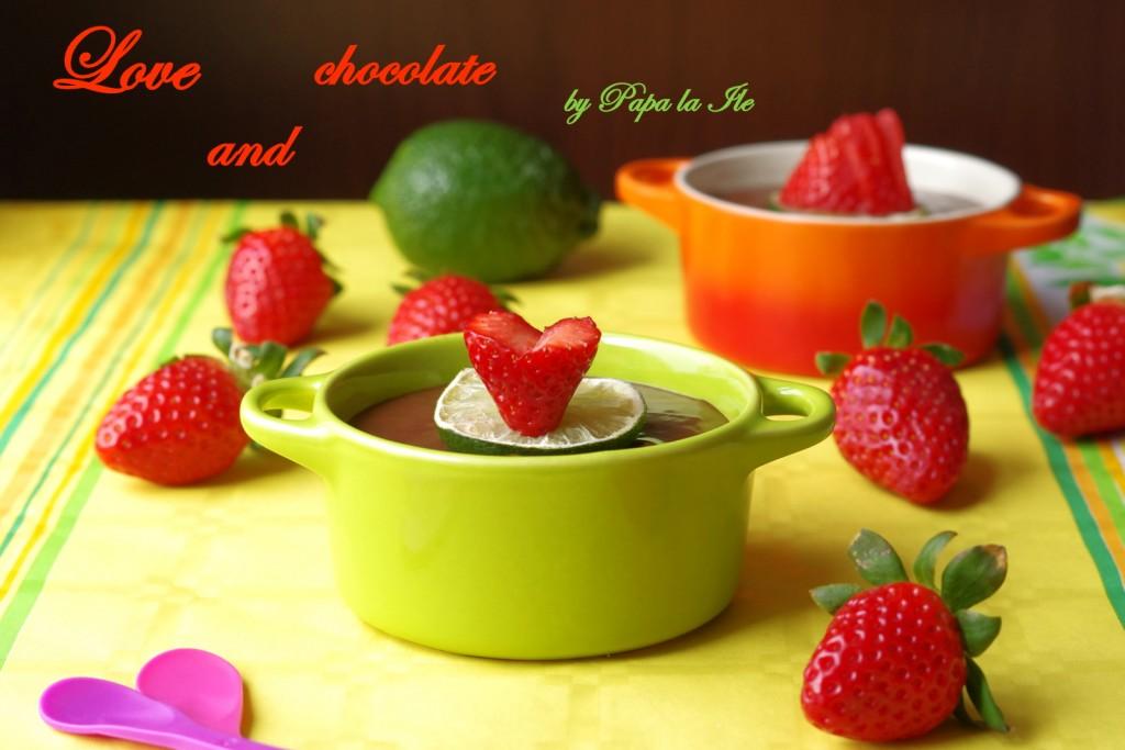 Mini Cheesecake cu ciocolata 15