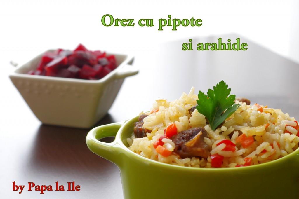 Orez cu pipote si arahide (10)