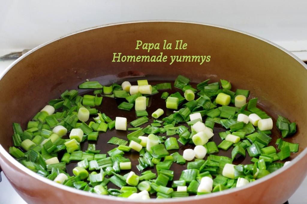 Lasagna cu somon si spanac (2)