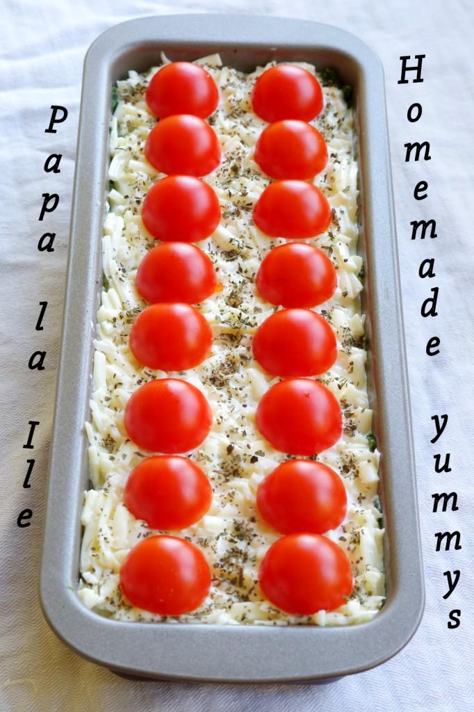 Lasagna cu somon si spanac (6)