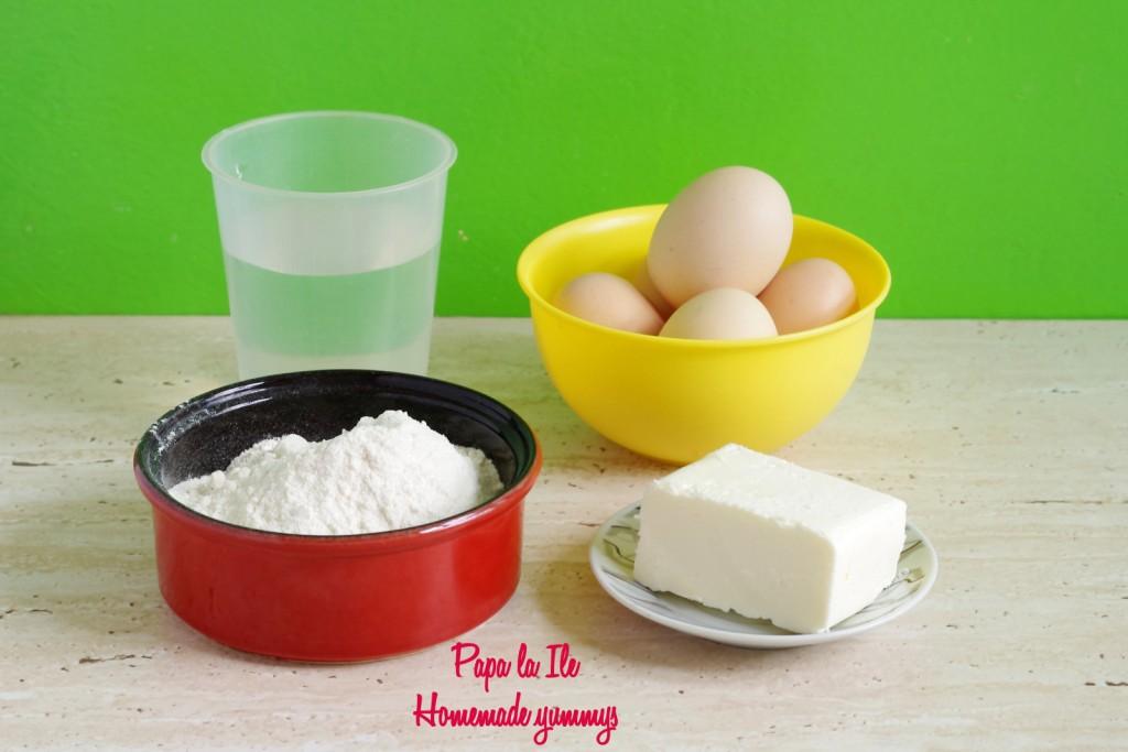 Choux-uri cu crema de branza si somon afumat (3)