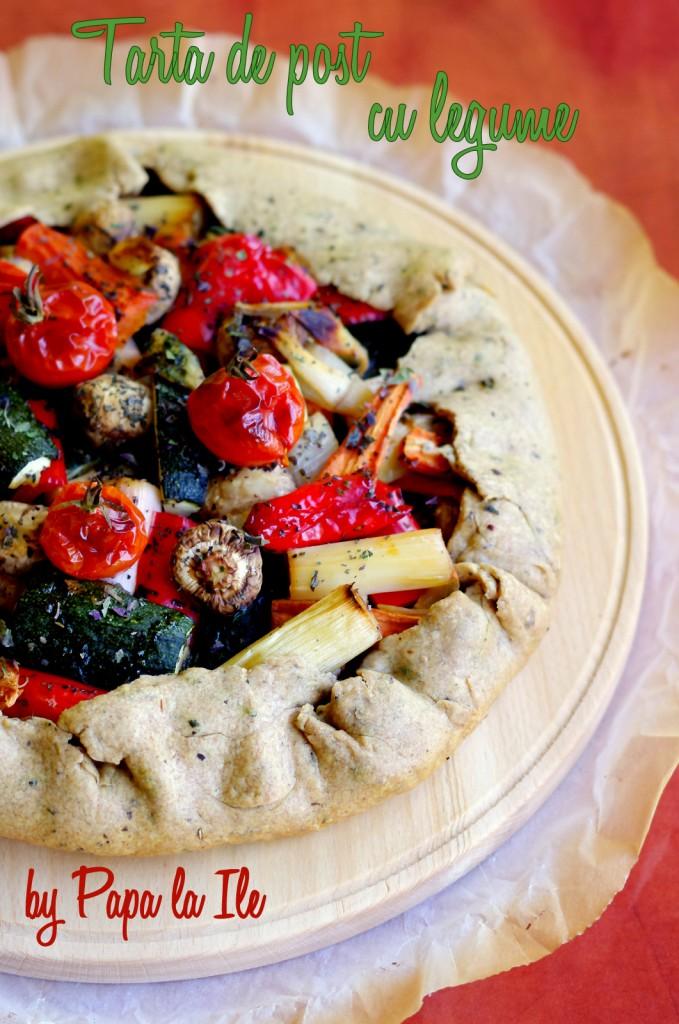 Tarta de post cu legume (10)