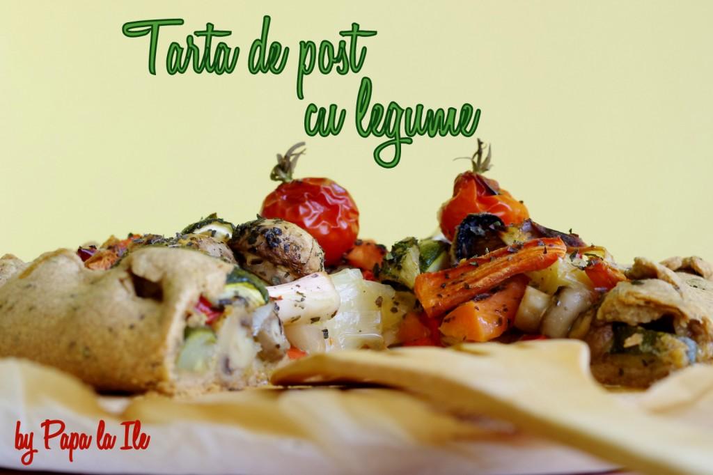 Tarta de post cu legume (13)