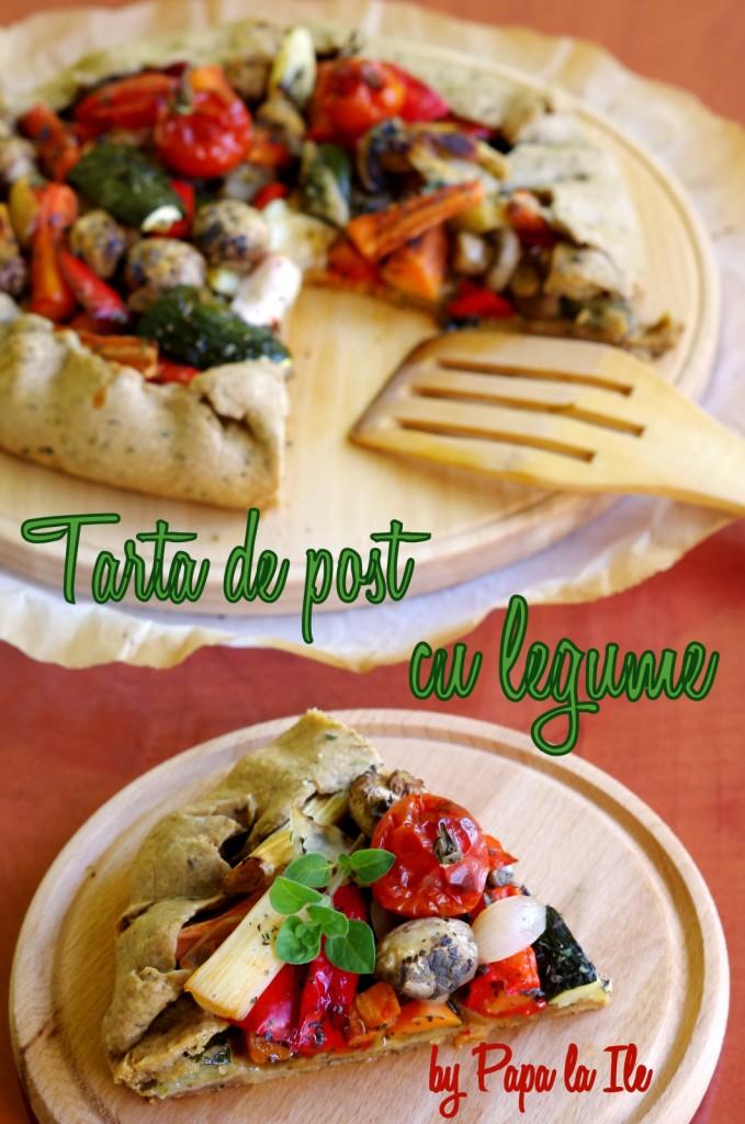 Tarta de post cu legume (14)