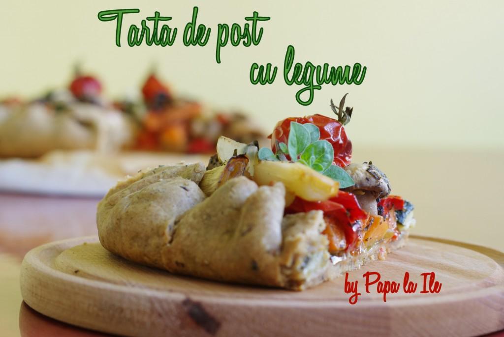 Tarta de post cu legume (15)