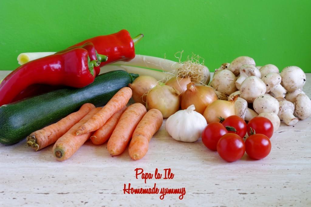Tarta de post cu legume (3)