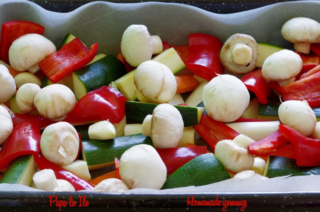 Tarta de post cu legume (4)