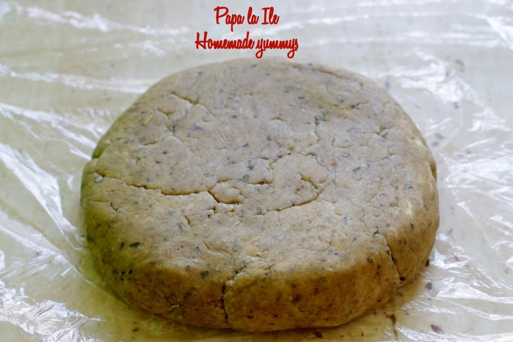 Tarta de post cu legume (5)