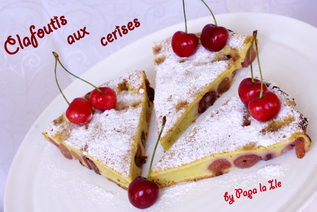 Clafoutis cu cirese (1)