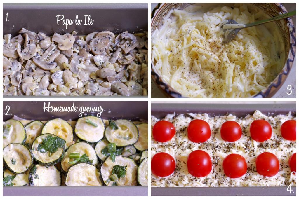 Lasagna cu ciuperci si zucchini (11)