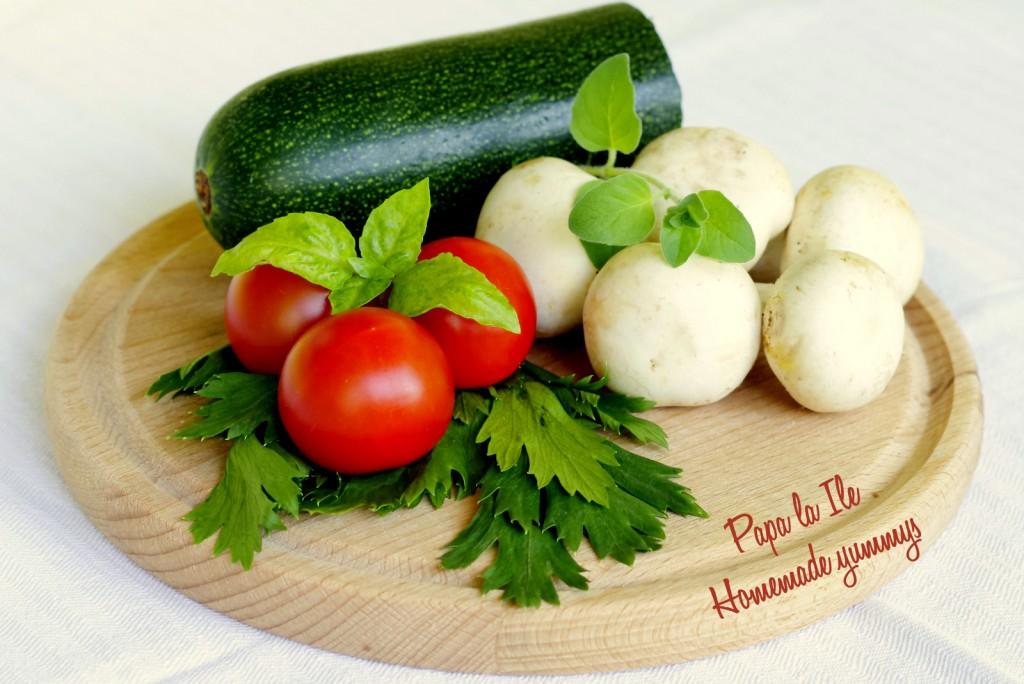 Lasagna cu ciuperci si zucchini (12)