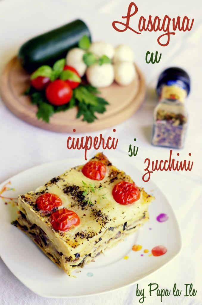 Lasagna cu ciuperci si zucchini (15)