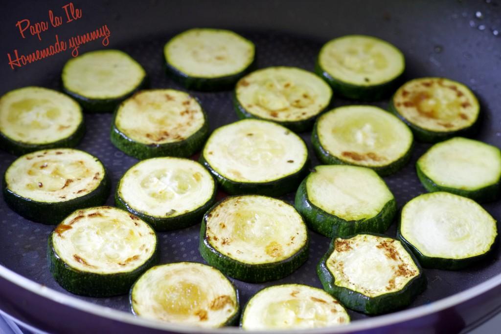 Lasagna cu ciuperci si zucchini (6)