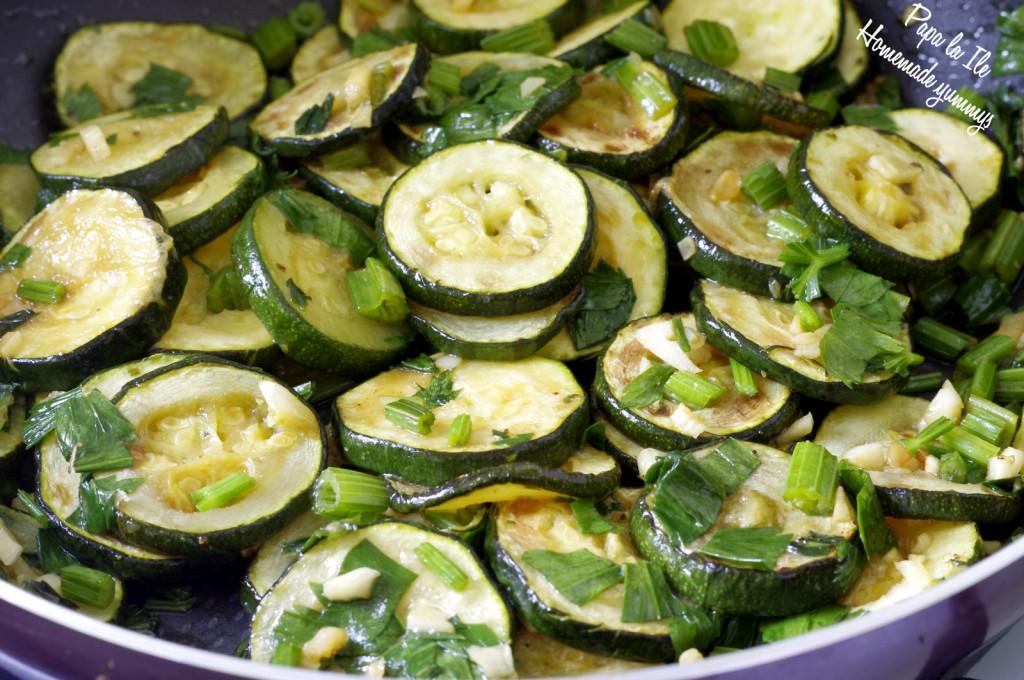 Lasagna cu ciuperci si zucchini (8)