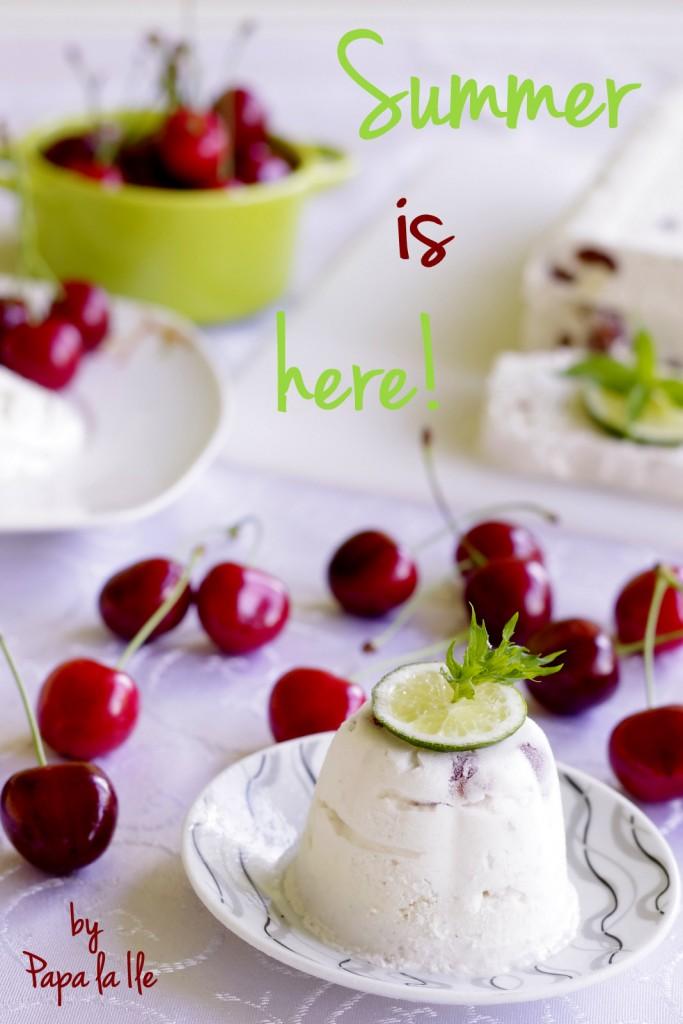 Parfait glace cu cirese (11)