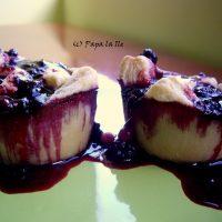 Tarte cu fructe de padure…