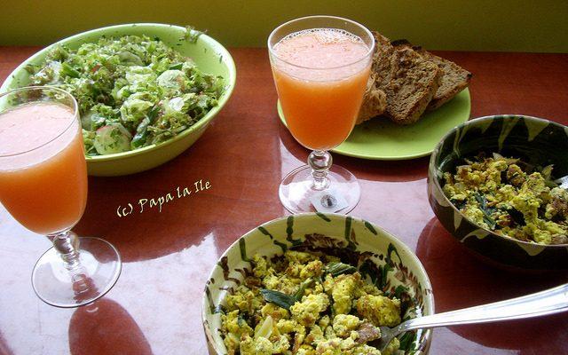 Mic dejun cu poze…