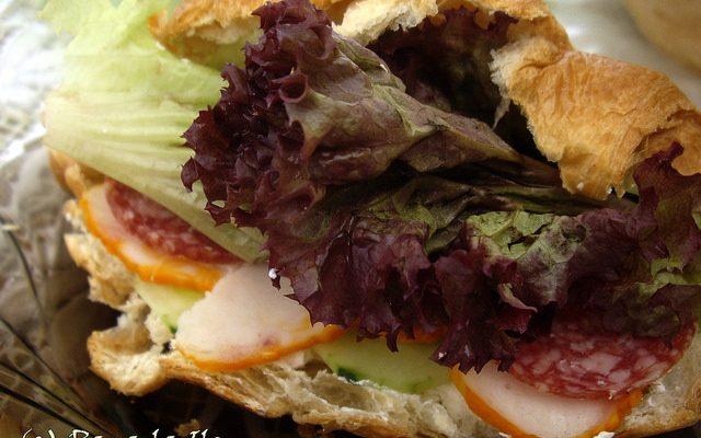 Sandwich de vacanţă…