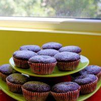 Muffins ciocolatosi…
