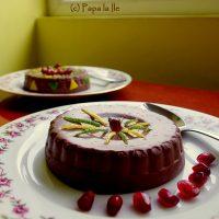 Panna cotta cu ciocolată și peperoncino…