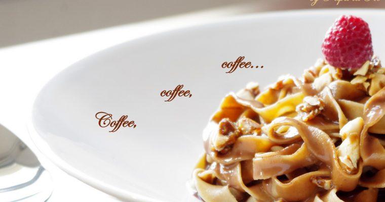 Coffee, coffee, coffee…2