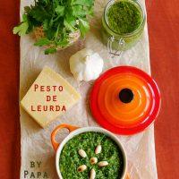 Pesto de leurdă…