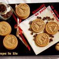 Biscuiți de post cu mirodenii și cafea…